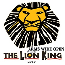 "Arms Wide Open Presents ""Lion King Jr."""
