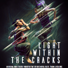 Light Within the Cracks (VIP tickets include preshow reception)
