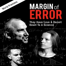 "Roustabouts Theatre Co. Presents ""Margin of Error"" by Will Cooper"