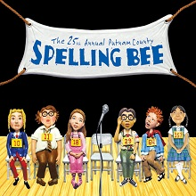 "Sapphire Theatre Company Presents ""The 25th Annual Putnam County Spelling Bee"""