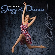 "San Diego Ballet presents ""A Night of Jazz and Dance"""