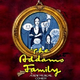 STAR Repertory Theatre Presents The Addams Famlily