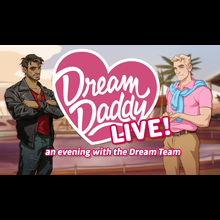 "AEG presents ""Dream Daddy: An Evening with the Dream Team"""