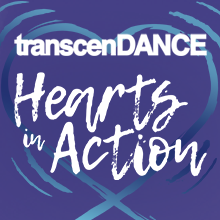 "transcenDANCE presents ""Hearts in Action"""