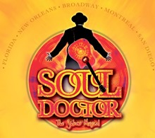 "Shlomo Tours LLC presents ""Soul Doctor"""